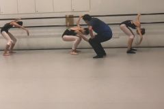 Youth 2 Contemporary Workshop with Mr David Zeitner